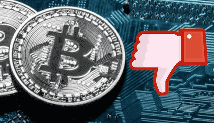 facebook bane bitcoin