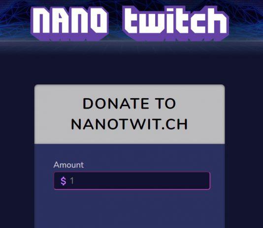 Nano Twitch