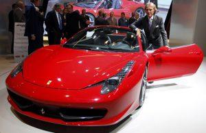 Masternode preço Dash da Ferrari
