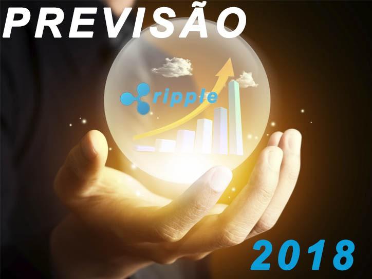 Previsão ripple 2018