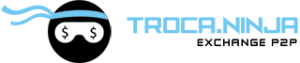 Troca Ninja Logo