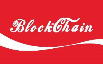 Block Chain Coca Cola