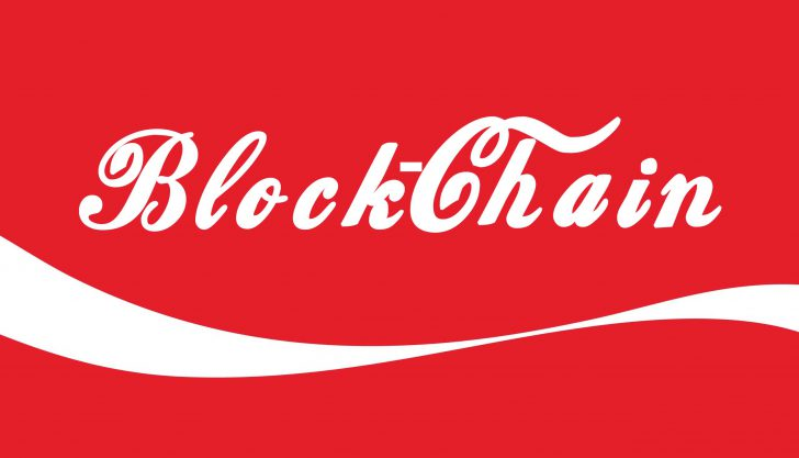 Block Chain Coca Cola