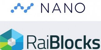 Nano antiga Raiblocks