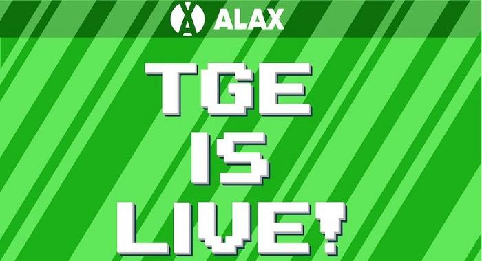 Alax TGE