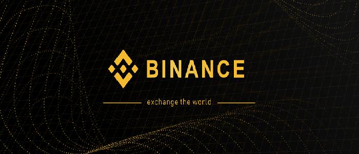 Binance anúncio Bitcoin