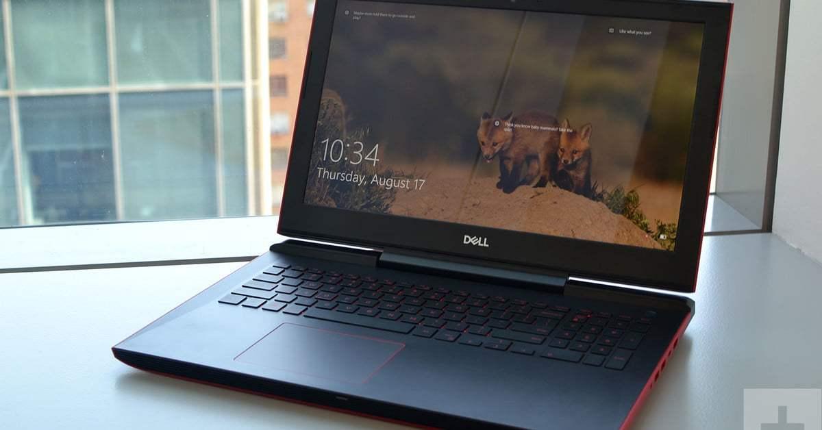 Dell Inspiron 15 7000 jogos