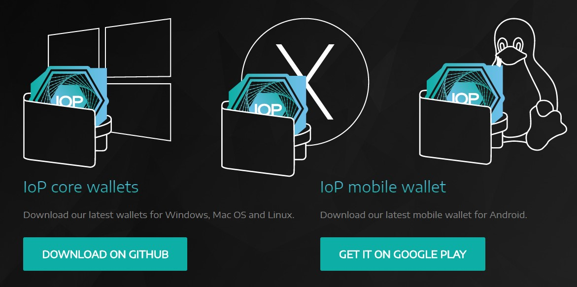 IoP Wallet
