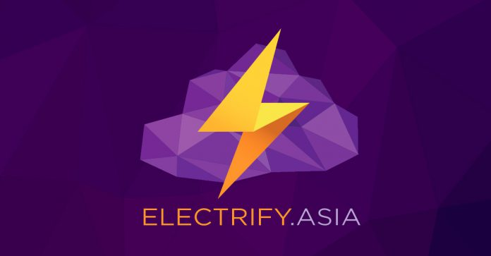 Electrify Asia Parceria com Narada