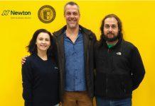 HTMLCoin apoiando Universidade Newton Paiva