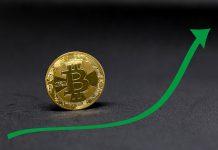 bitcoin ganhando valor