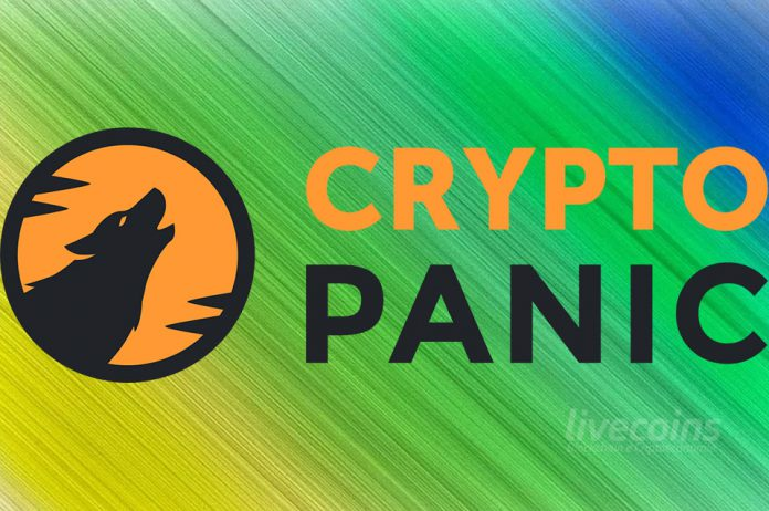 Cryptopanic em Português