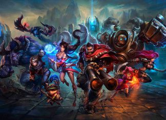 league of legends malware monero