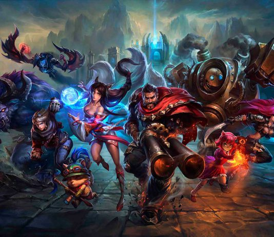 league of legends malware monero