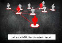 A história do P2P: Uma Ideologia da Internet