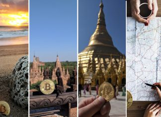 Bitcoin around the world