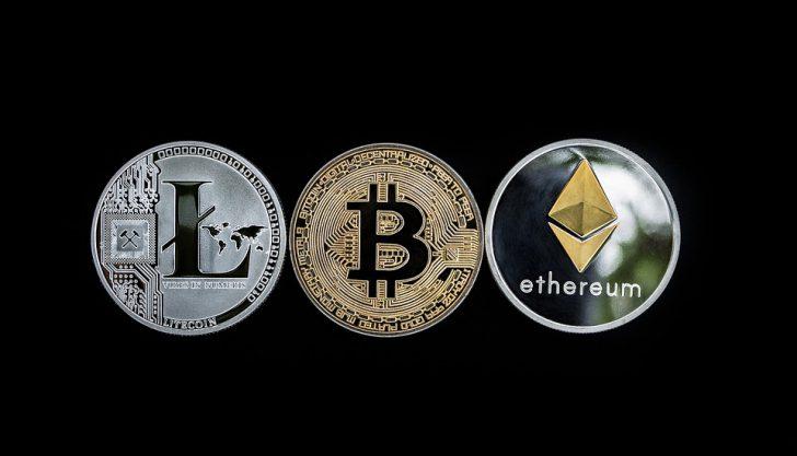 Cryptomoedas populares