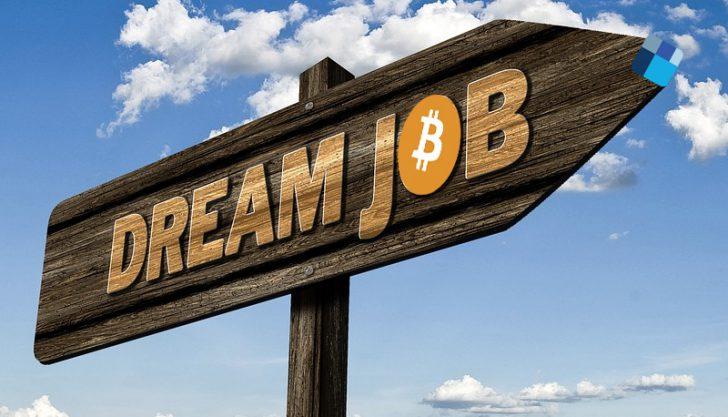 blockchain empregos
