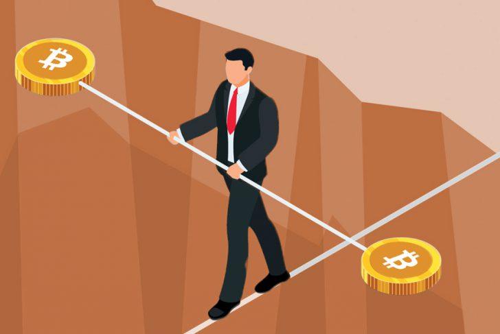 """Acabou a volatilidade? Bitcoin """"estável"""" por mais de um ano ..."""
