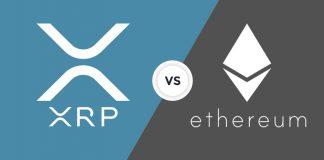 XRp vs Ethereum