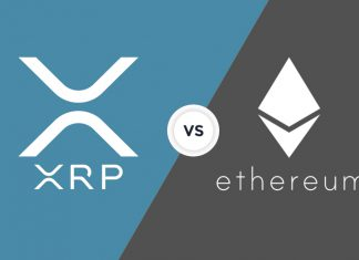 XRp vs Ethereum