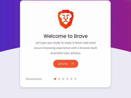 Navegador Brave ganha nova atualização