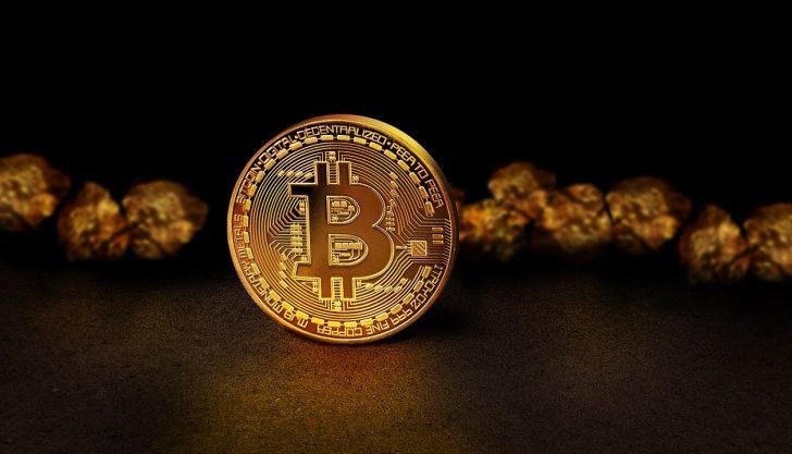 Ouro tem correlação com Bitcoin alta