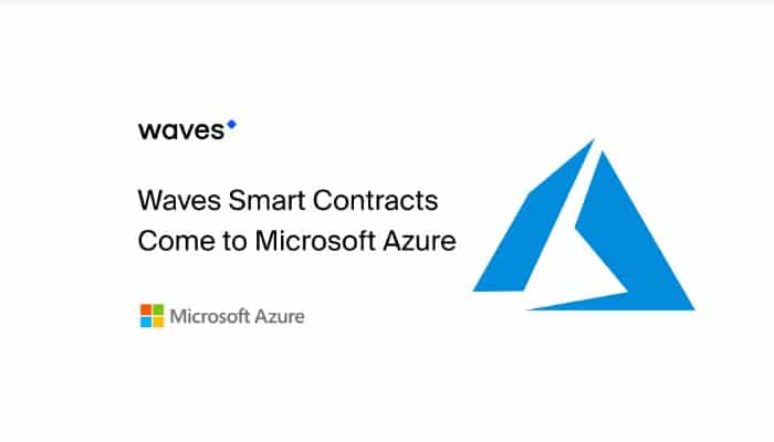 Microsoft disponibiliza smart contracts da Waves