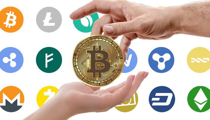 Bitcoin é o melhor, Altcoins