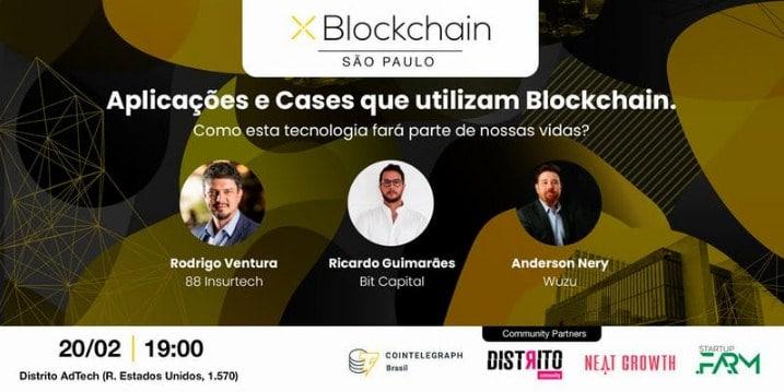 Pundi X - Aplicações e Cases que utilizam Blockchain