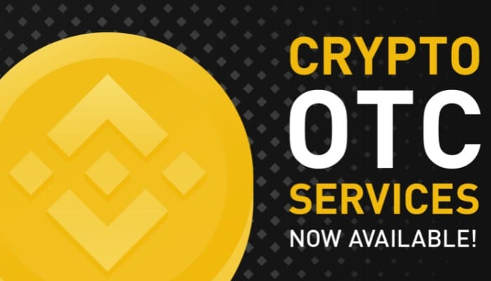 Binance entrou no OTC e Weiss Ratings