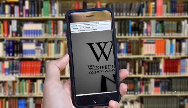 Wikipedia aceitando Bitcoin como doação