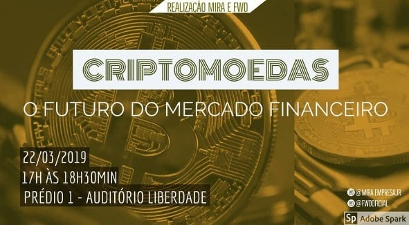 Criptomoedas - O futuro do mercado financeiro