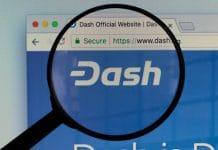 Dash enfrenta problemas com o Bear Market