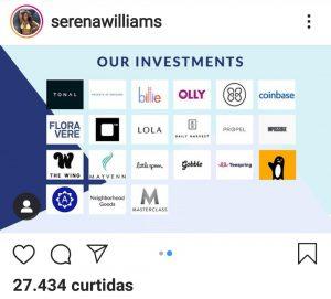 Instagram Serena