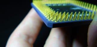 Chip para armazenar bitcoin