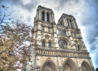 Binance quer ajudar reconstruir Notre Dame