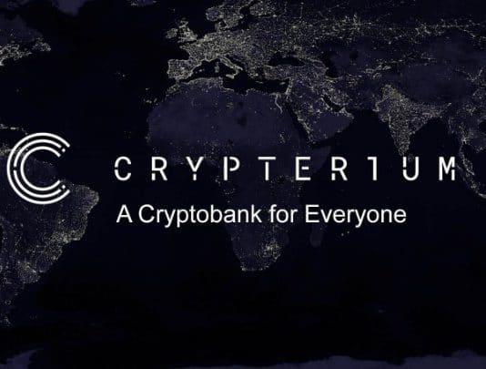 Crypterium incentiva gastos com cartão de criptomoedas em propaganda