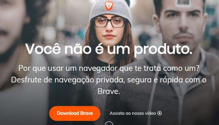 Brave pode ser um dos melhores navegadores do mundo em breve