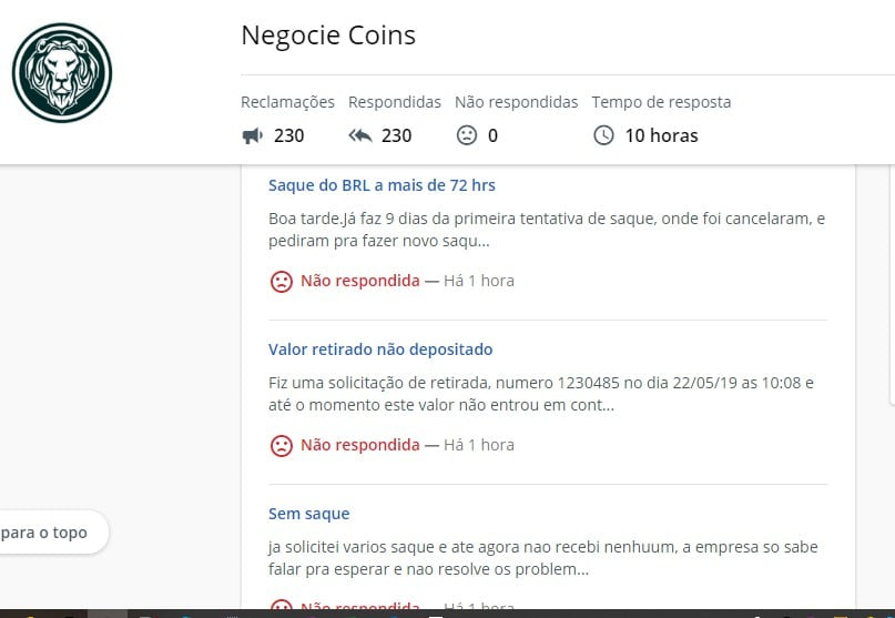 Grupo Bitcoin Banco denuncia golpe de R$ 50 milhões 2