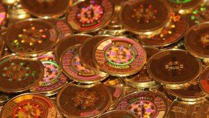A história das moedas físicas de Bitcoin 6