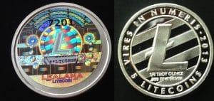 A história das moedas físicas de Bitcoin 24