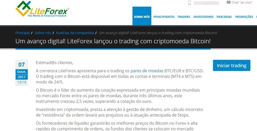 Mais um negócio envolvendo bitcoin cai após proibição da CVM 2