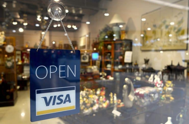 Visa vai patrocinar criptomoeda do Facebook