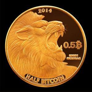 A história das moedas físicas de Bitcoin 22