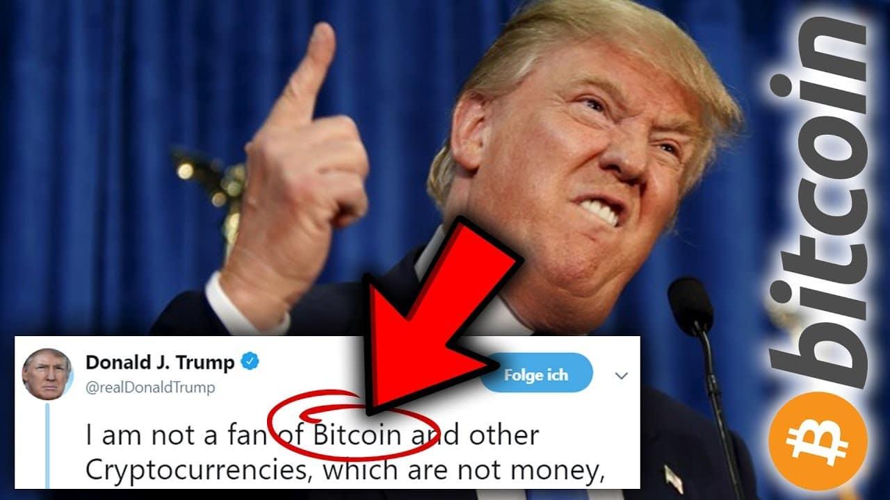 """Trump iese din nou la rampă: """"Bitcoin este o înșelătorie. Vreau ca dolarul să fie moneda lumii"""""""