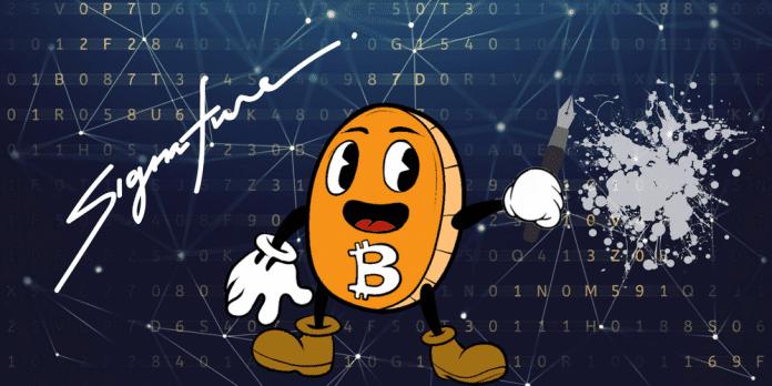 Bitcoin-Schnorr-Signatures