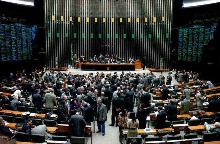 Camara Deputados Brasil. Imagem: Wikipédia