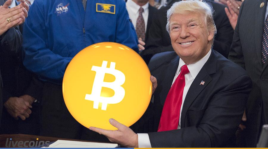 Donald Trump Bitcoin