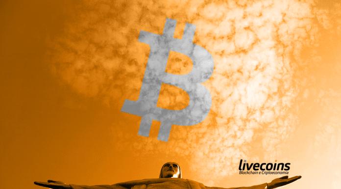 Cristo Redentor e Bitcoin (BTC)